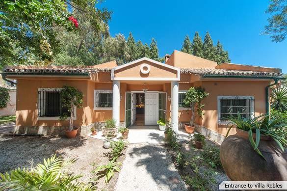 Villa en Benalmádena Costa
